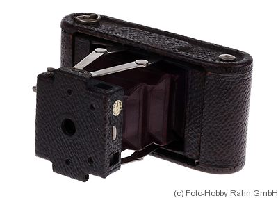 Kodak Eastman: Folding Pocket No.1 camera
