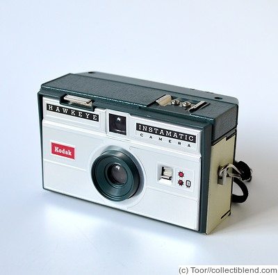 Kodak Eastman: Hawk-Eye Instamatic I camera