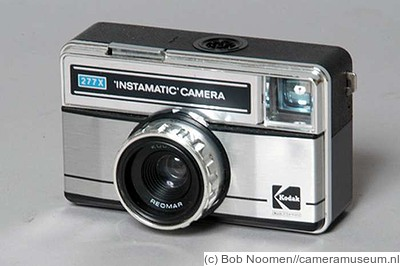 Kodak Eastman: Instamatic 277X camera