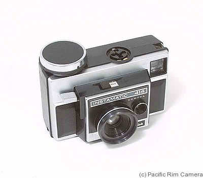 Kodak Eastman: Instamatic 414 camera