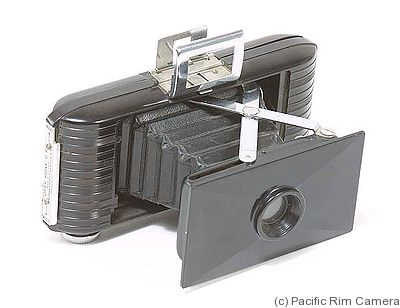 Kodak Eastman: Jiffy Kodak Vest Pocket camera