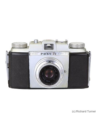 Kodak Eastman: Pony IV camera
