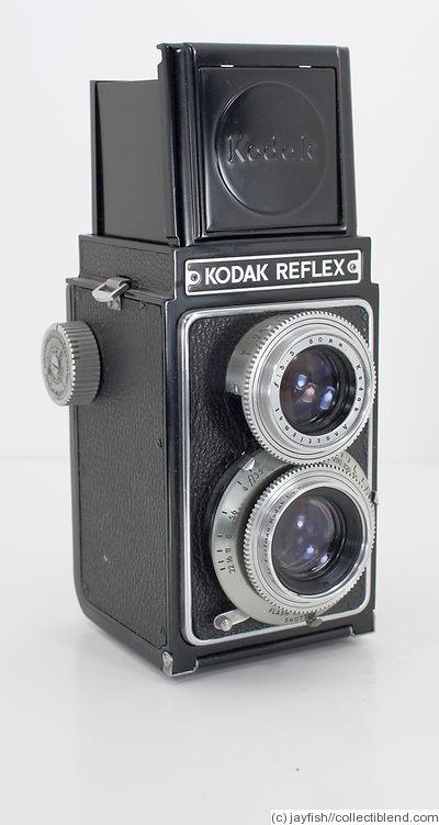 Kodak Eastman Reflex Price Guide Estimate A Camera Value