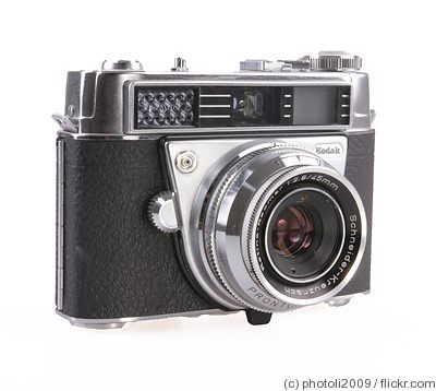 Kodak Eastman: Retina Automatic I (Type 038) camera