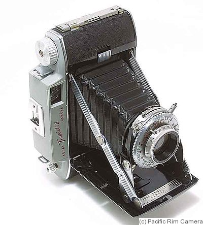 Kodak Eastman: Tourist II camera