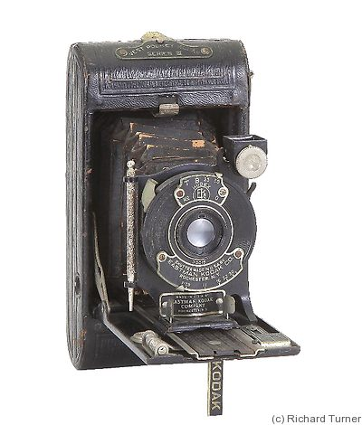 Kodak Eastman: Vest Pocket Series III camera