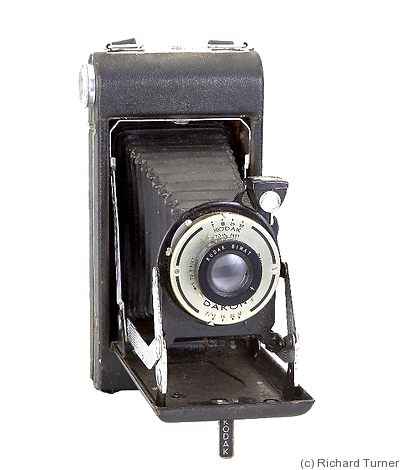 Kodak Eastman: Vigilant Junior Six-16 camera