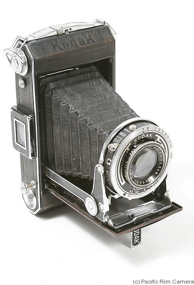 Kodak Eastman: Vollenda 620 (Type 110) (6x9cm) camera