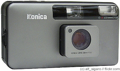 Konishiroku (Konica): Big Mini BM 201 camera