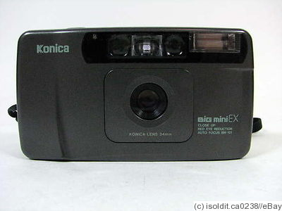 Konishiroku (Konica): Big Mini EX BM 101 camera