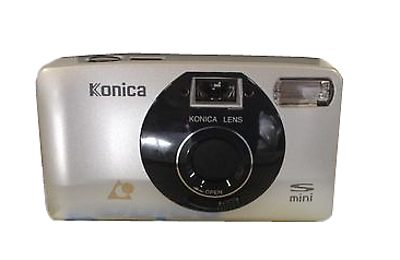 Konishiroku (Konica): Konica S Mini camera