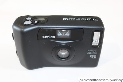 Konishiroku (Konica): Top's EF-200 SP camera