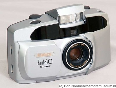 Konishiroku (Konica): Z-up 140 Super camera