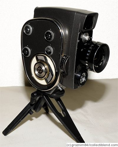 Krasnogorsk: Quarz 2M camera