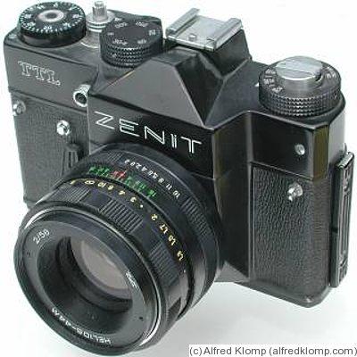 Krasnogorsk: Zenit TTL Price Guide: estimate a camera value
