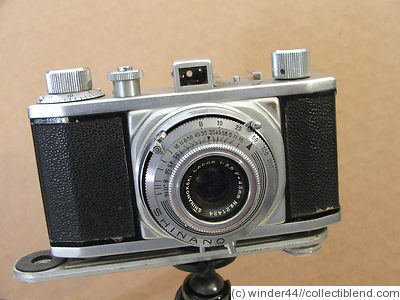 Lacon Shinkoh Seiki: Lacon 35 camera