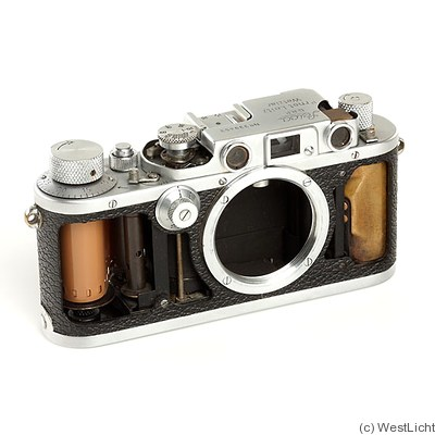 Leitz: Leica IIIb (Mod G) Cut-Away camera