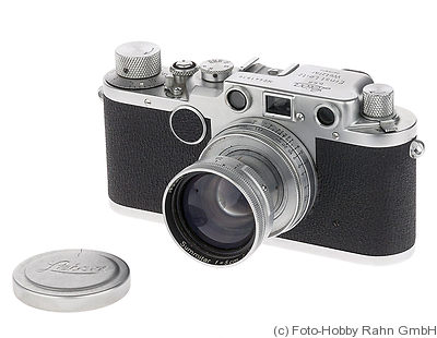Leitz: Leica IIc sharkskin camera