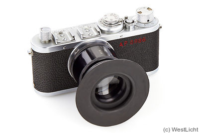 Leitz: Leica If Royal Navy camera