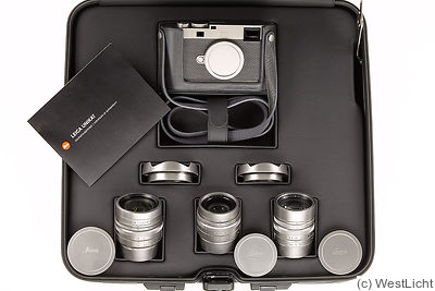 Leitz: M Edition 60 (Stainless Steel outfit) camera