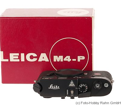 Leitz: Leica M4-P Everest camera