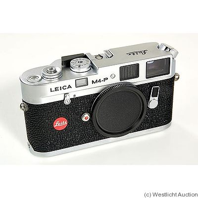 Leitz: M4-P Price Guide: estimate a camera value