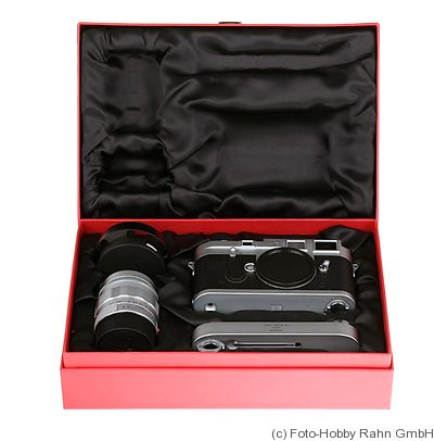 Leitz Leica Mp 3 Lhsa Special Edition Set Camera