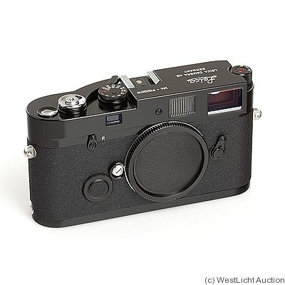 Leitz: Leica MP Prototype (black) camera