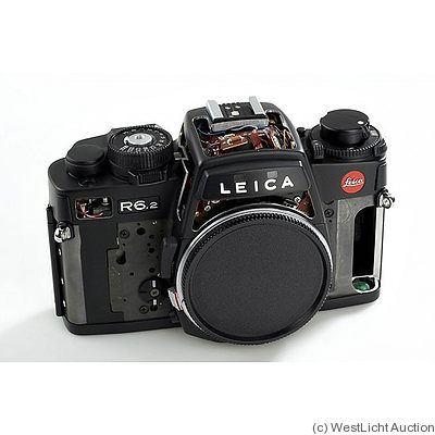 Leitz: Leica R6.2 Cut-Away camera
