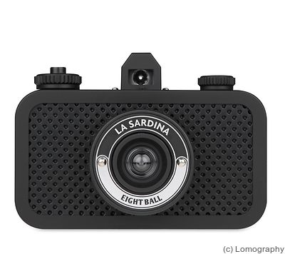 Lomography: La Sardina Eight Ball Price Guide: estimate a