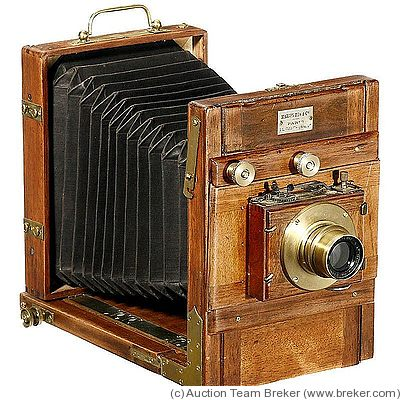 Marion & Cie: Field Camera camera