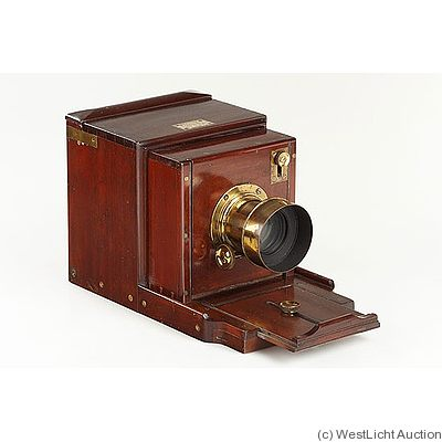 Meagher Wet Plate Sliding Box Price Guide Estimate A Camera Value