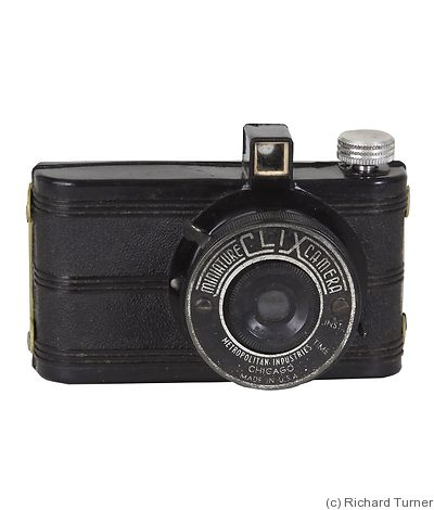 Metropolitan Industries: Clix Miniature camera