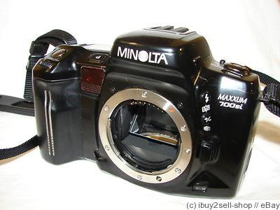 Minolta Dynax 700si Price Guide Estimate A Camera Value