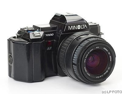 Minolta 7000 Pictures Minolta Minolta 7000 af