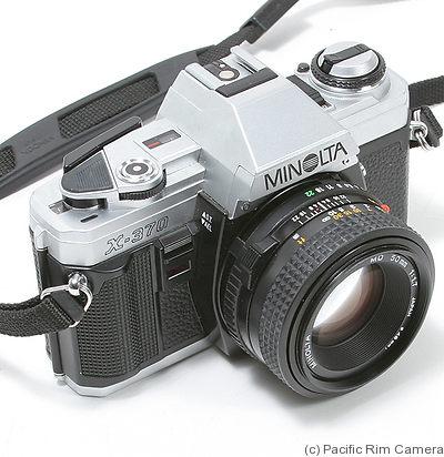 Minolta: Minolta X-370 Price Guide: estimate a camera value