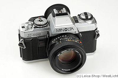Minolta Camera Price Minolta Minolta X-500 Camera