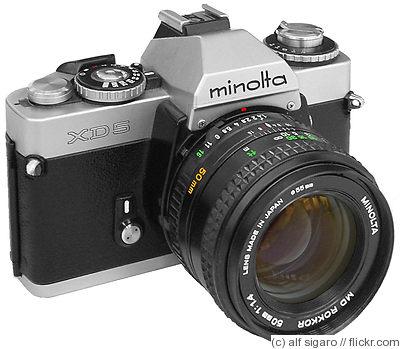 Minolta Camera Price Minolta Minolta Xd-5 Camera