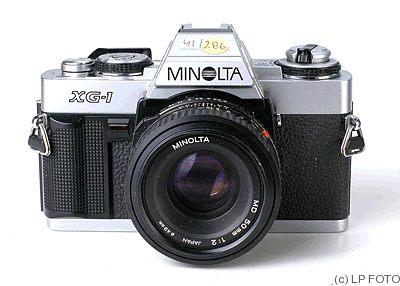 Minolta Camera Price Minolta Minolta Xg-1 Camera