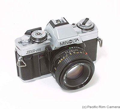 Minolta Camera Price Minolta Minolta Xg-m Camera