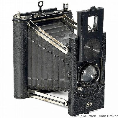 Murer & Duroni: Murer (strut-folding, focal, 9x12) camera