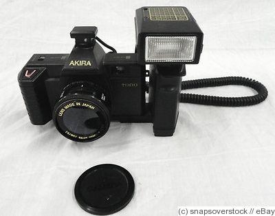 New Taiwan Akira 7000 Color Optical Lens Camera