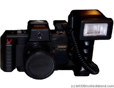 New Taiwan Akira 7000 DVT Lens Made In Japan Camera