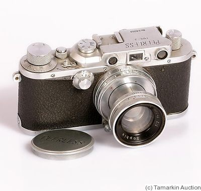 Nicca Co: Peerless 35 camera