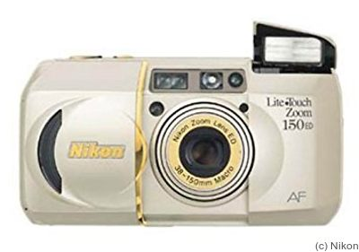 Nikon: Lite-Touch Zoom 150ED camera