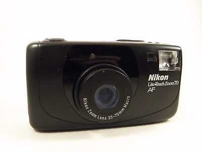 Nikon: Lite-Touch Zoom 70 camera