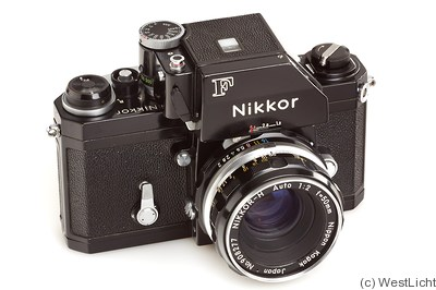 Nikon: Nikkor F Photomic FTn camera