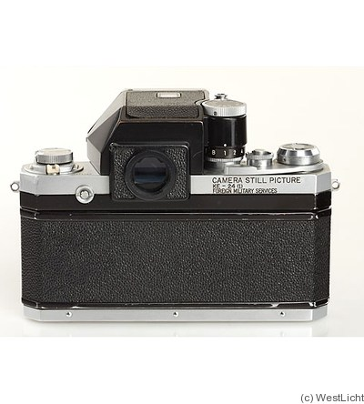 Nikon: Nikon F Photomic (KE-24) camera