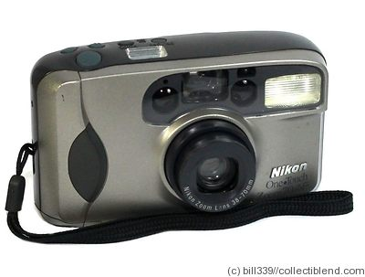 Nikon: One-Touch Zoom 70 camera