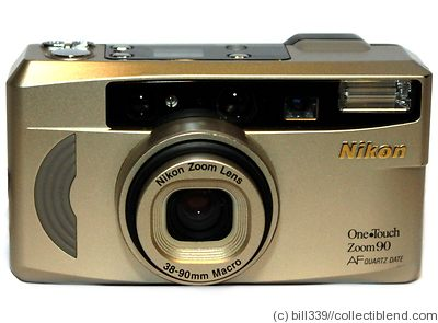 Nikon: One-Touch Zoom 90 camera